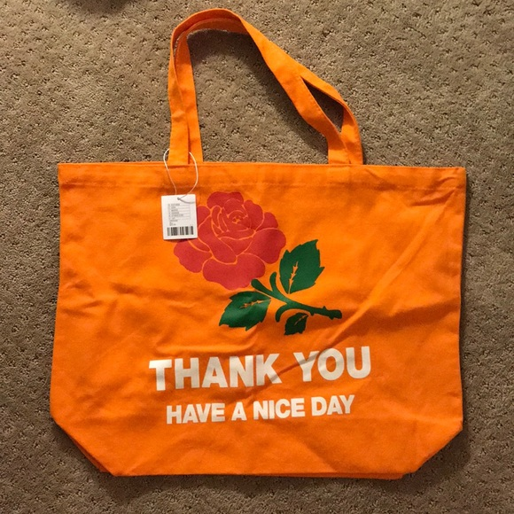 441569808fc8 CHINATOWN MARKET THANK YOU HAVE A NICE DAY TOTE